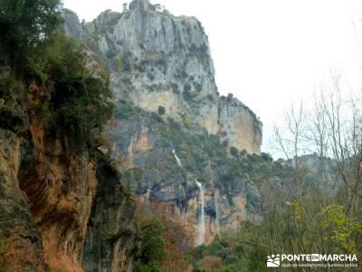 Cazorla - Río Borosa - Guadalquivir; bastones nordic walking romanico palentino walking nordic